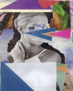 """Saatchi Art Artist Claudio Parentela; Collage, """"PAINTING815"""" #art"""