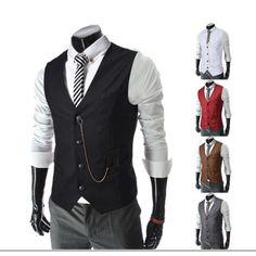 Mens Formal Vest, Mens Suit Vest, Waistcoat Men, Formal Suits, Suit Jacket, Business Casual Men, Business Fashion, Men Casual, Business Formal