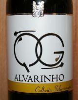 Quinta de Gomariz Alvarinho Branco 2012, Vinho Regional Minho, Portugal - 3 Wijngekken die dol zijn op wijn !