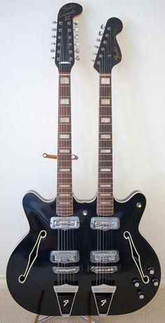 Fender Coronado Doubleneck
