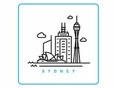 Sydney by Aleksandar Savić