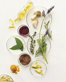 Natural Medicine Chest- article from my favorite magazine, Whole Living