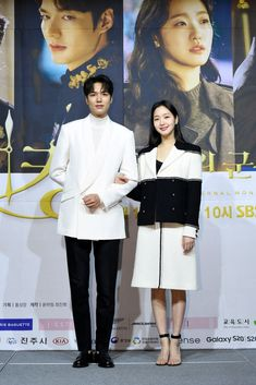 """""""📸 Lee Min Ho, Kim Go Eun, and Woo Do Hwan at the press conference of SBS drama 'The King: Eternal Monarch' 🌟 First broadcast on April Korean Drama List, Korean Drama Movies, Korean Dramas, Jung So Min, Asian Actors, Korean Actors, Kim Go Eun Style, Lee Min Ho Dramas, Lee Min Ho Photos"""