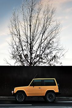 Mitsubishi Pajero -> Hyundai Galloper -> Mohenic Garages redesign - MohenicG Plastic demo ver. www.the.co.kr