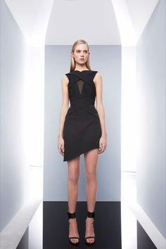 Resort 2014-Camilla and Marc. The cut and design of this dress is simply stunning!