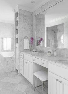 45 best bathroom vanity with makeup mirrors images master rh pinterest com