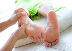 Reflexology of the Feet