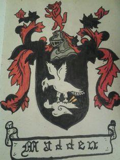 Family crest ~Meagan Madden