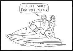 Ian Stevenson- - Rich People