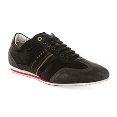 Shop for Hugo Boss Victov Black Sneakers. Get free delivery at Overstock.com - Your Online Shoes Outlet Store! Get 5% in rewards with Club O!