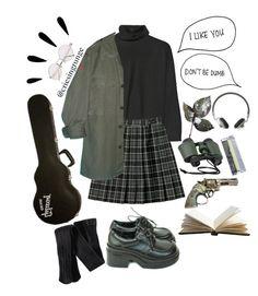 Source: Lou Catero - Grunge Look Book - fashion I like - . - Source: Lou Catero – Grunge Look Book – la mode que j& – - Grunge Outfits, Edgy Outfits, Mode Outfits, Grunge Fashion, Fashion Outfits, Grunge Clothes, Summer Outfits, Nerd Fashion, Grunge Look