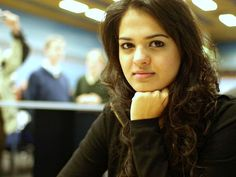 Tania Sachdev is at the top of her game. And she is also a style aspiration to many. Read about India's rising chess star. http://tadpoles.in/read/154/she-knows-her-chess-needs-a-mate