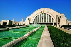 1930s Fountain