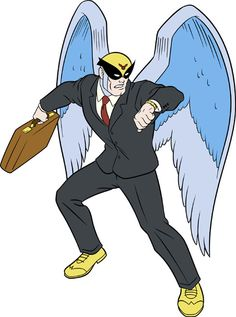 Habeus Corpus! Power of Attroney! Harvey Birdman! Attorney at Lawwwwwwwww!