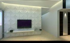wall panel- 3D image