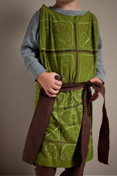Handmade Leaf Man Costume | this heart of mine