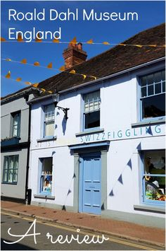 My Roald Dahl Museum review - a perfect day out with kids (of all ages) in the village of Great Missenden in Buckinghamshire, England. Discover more about the classic children's books and the author, as well as exploring the influences which lie behind the stories.