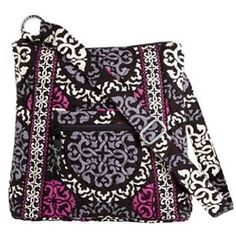 Vera Bradley Hipster in Canterberry Magenta * You can get more details at