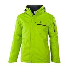 Geaca Schi Salomon Express Hr. SkiJacke Combat Suit, Rain Jacket, Windbreaker, Raincoat, Suits, Jackets, Fashion, Down Jackets, Moda