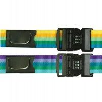 "Travel Blue Security Strap 2""."