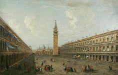 Canaletto au musée Maillol