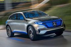 Paris 2016 : Mercedes Generation EQ