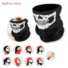 Make you stay cozy and warm in cold weather. Neoprene Face Mask, Motorcycle Mask, Skull Face Mask, Neck Warmer, Cold Weather, Cozy, Exercise, Fitness, Stuff To Buy