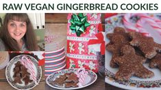 It's day 3 of the 12 Days of Dehydrating, and I am sharing with you an amazing option for those who are vegan, but it's still tasty enou. Vegan Gingerbread Cookies, Still Tasty, Fresh Ginger, 12 Days, Raw Vegan, Deserts, Breakfast, Food, Youtube
