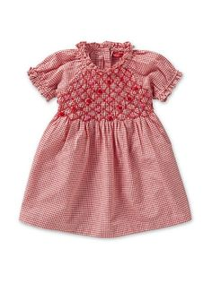 Oilily Kid's Daartje Smock Dress at MYHABIT