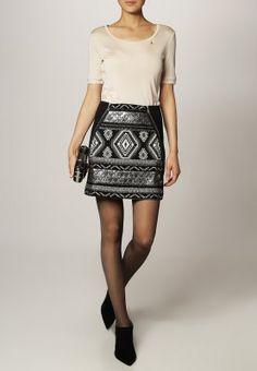 René Derhy - DIFFA - Miniskjørt - sort Sorting, Mini Skirts, Collections, Fashion, Moda, Mini Skirt, Fasion, Trendy Fashion, La Mode
