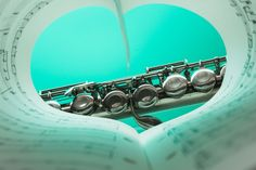 #close up #music #musical instrument #musical notes #paper