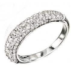 Stunning Sterling Silver and Cubic Zirconia Ladies Ring €60