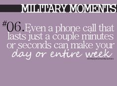 """Yes! """"Even a phone call that lasts just a couple minutes or seconds can make your day or entire week."""""""