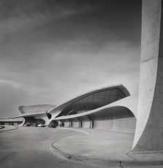 Modern. architecturalindex:  JFK Airport NY (1962) New York,...