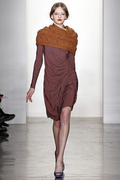 New York Fashion Week Fall 2013 Costello Tagliapietra