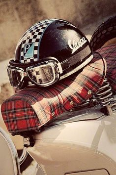 I'm definitely into the plaid! hum got to track down some waterproof action...
