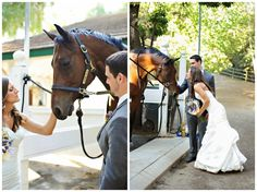 Mike and Kristin Jensen's Brookside Equestrian Center Wedding » KATE NOELLE PHOTOGRAPHY