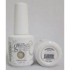 Harmony Gelish UV Soak Off Gel Polish Snow Bunny