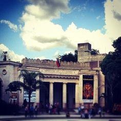 Museo de Bellas Artes, Caracas, Venezuela