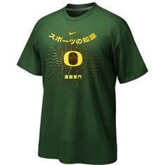 Nike Oregon Ducks Import T-Shirt #nationalbrand