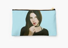 Lana del Rey cherry portrait in Redbubble • Also buy this artwork on bags, apparel, stickers, and more.