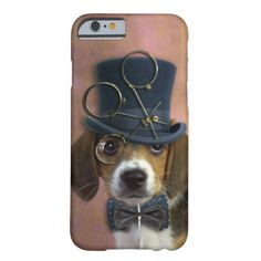 Steampunk Dog iPhone 6 Case