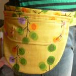 several fanny pack patterns...in case the 90s come callin' again.  Or maybe for the boys' treasures for nature walks