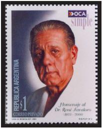Gran argentino inventor de varios elementos para el corazón que murió por la desidia de los gobiernos argentinos