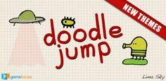 Игры для Android: Doodle Jump Plus 1.14.04