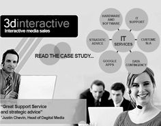 """""""Great #Support #Service and Strategic advice""""  *Just Chevin, Head of Digital Media"""