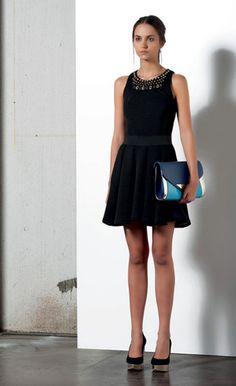Look 54 . 307 Abito / Dress . 277P Borsa / Bag . 298P Scarpa / Shoes
