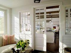 Porch en suite to kitchen; Nancy Fishelson