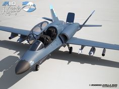 IA110 Aguará Guazú Concept - Light Attack Aircraft. on Behance Fighter Aircraft, Fighter Jets, Rc Plane Plans, Luxury Jets, Attack Helicopter, Spaceship Concept, Aircraft Design, Military Equipment, Transportation Design