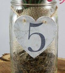 Five Ways To Use Mason Jars At Your Wedding from rusticweddingchic.com